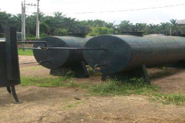 NIFOR SSPE – Oil Palm Storage Tanks