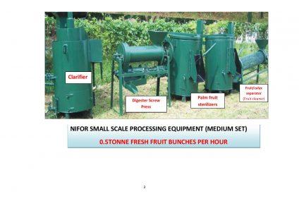 NIFOR SSPE Medium-set